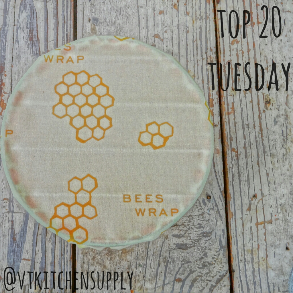 Bee's Wrap | Top 20 Tuesday